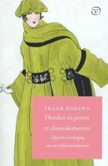 Omslag Hoeden en petten en dameskorsetten - Frank Bokern