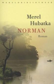 Omslag Norman - Merel Hubatka