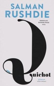 Omslag Quichot  - Salman Rushdie