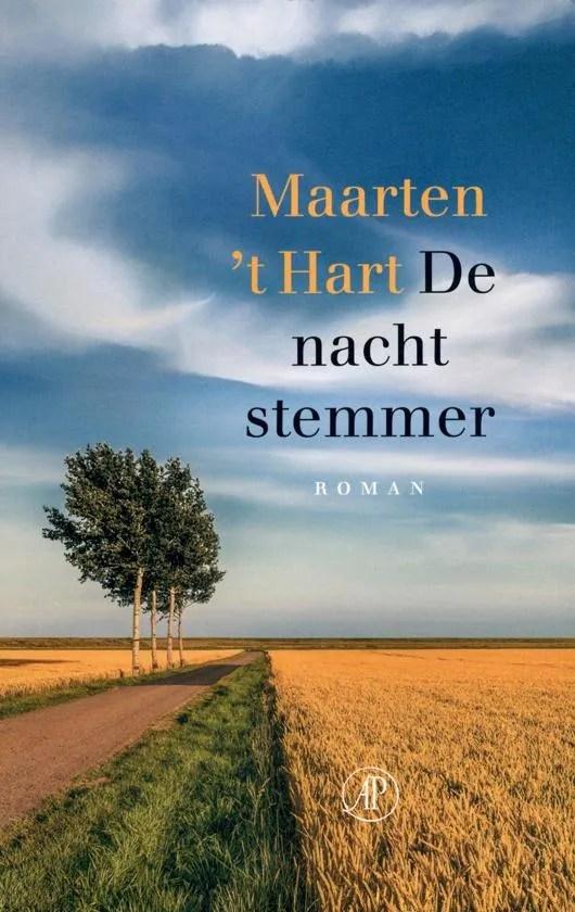 Omslag De nachtstemmer - Maarten 't Hart