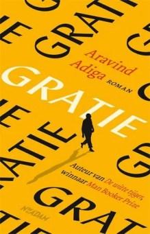 Omslag Gratie - Aravind Adiga