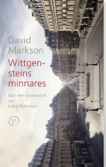 Omslag Wittgensteins minnares - David Markson