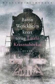 Omslag Baron Wenckheim keert terug - Laszlo Krasznahorkai