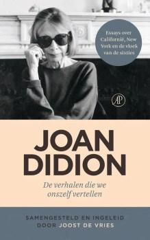 Omslag De verhalen die we onszelf vertellen - Joan Didion