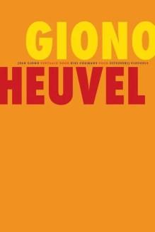 Omslag Heuvel - Jean Giono