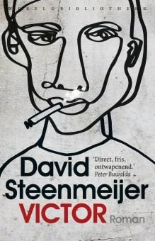 Omslag Victor - David Steenmeijer