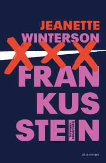 Omslag Frankusstein - Jeanette Winterson