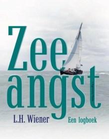 Omslag Zeeangst - L.H. Wiener