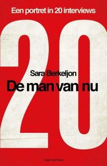 Omslag De man van nu - Sara Berkeljon
