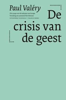 Omslag De crisis van de geest - Paul Valéry