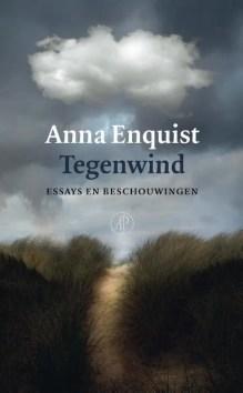Omslag Tegenwind - Anna Enquist