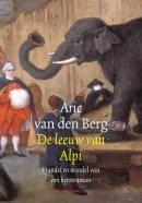 Omslag De leeuw van Alpi - Arie van den Berg