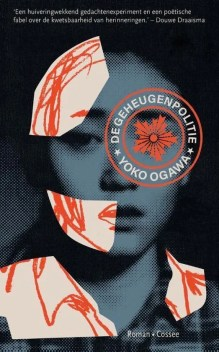 Omslag De geheugenpolitie - Yoko Ogawa