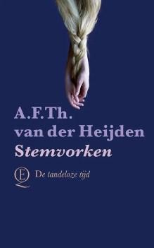 Omslag Stemvorken - A.F.Th. van der Heijden