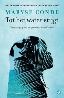 Omslag Tot het water stijgt - Maryse Condé