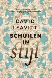 Omslag Schuilen in stijl - Leavitt David