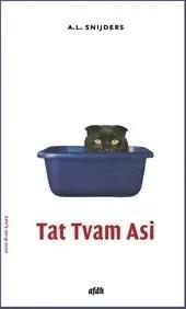 Omslag Tat tvam asi - A.L. Snijders