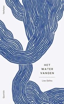 Omslag Het water vangen - Lies Gallez