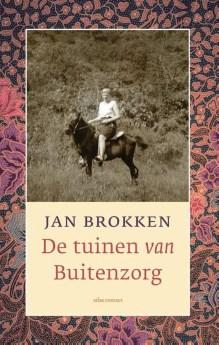Omslag De tuinen van Buitenzorg - Jan Brokken