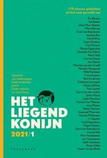 Omslag Het Liegend Konijn 2021/1 - onder redactie van Jozef Deleu