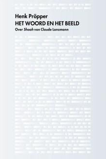 Omslag Het woord en het beeld - Henk Pröpper