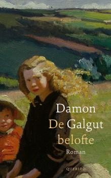 Omslag De belofte - Damon Galgut
