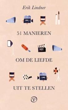 Omslag 51 manieren om de liefde uit te stellen - Erik Lindner