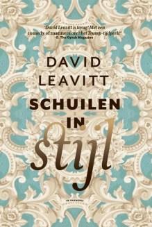 Omslag Schuilen in stijl - David Leavitt