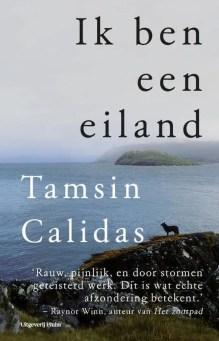 Omslag Ik ben een eiland - Tamsin Calidas
