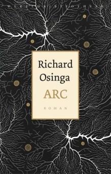 Omslag Arc  - Richard Osinga