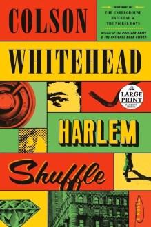 Omslag Harlem Shuffle - Colson Whitehead