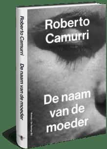 Omslag De naam van de moeder - Roberto Camurri
