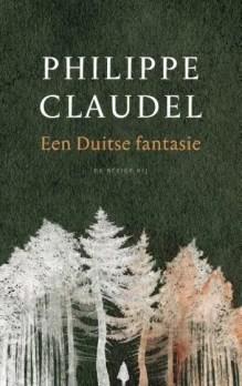 Omslag Een Duitse fantasie - Philippe Claudel