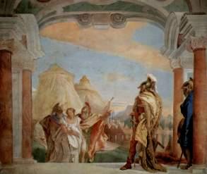Briseida de Giovanni Bttista Tiepolo