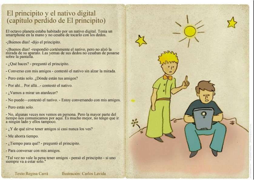 principito nativo digital