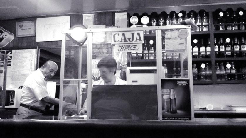 Bar Don Lucho. Foto: Literalgia