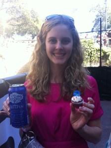 Free cider, free cupcakes, <3 PureVolume