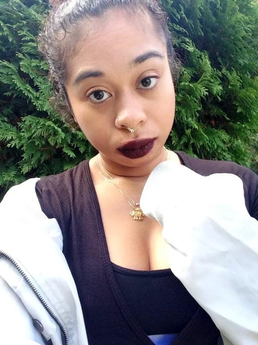 Lipstick: Ravenclaw