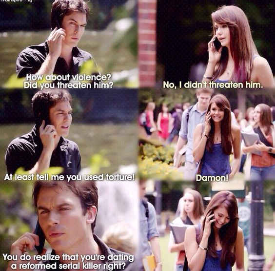 Each Damon Start Dating When Vampire Does Elena Diaries Your
