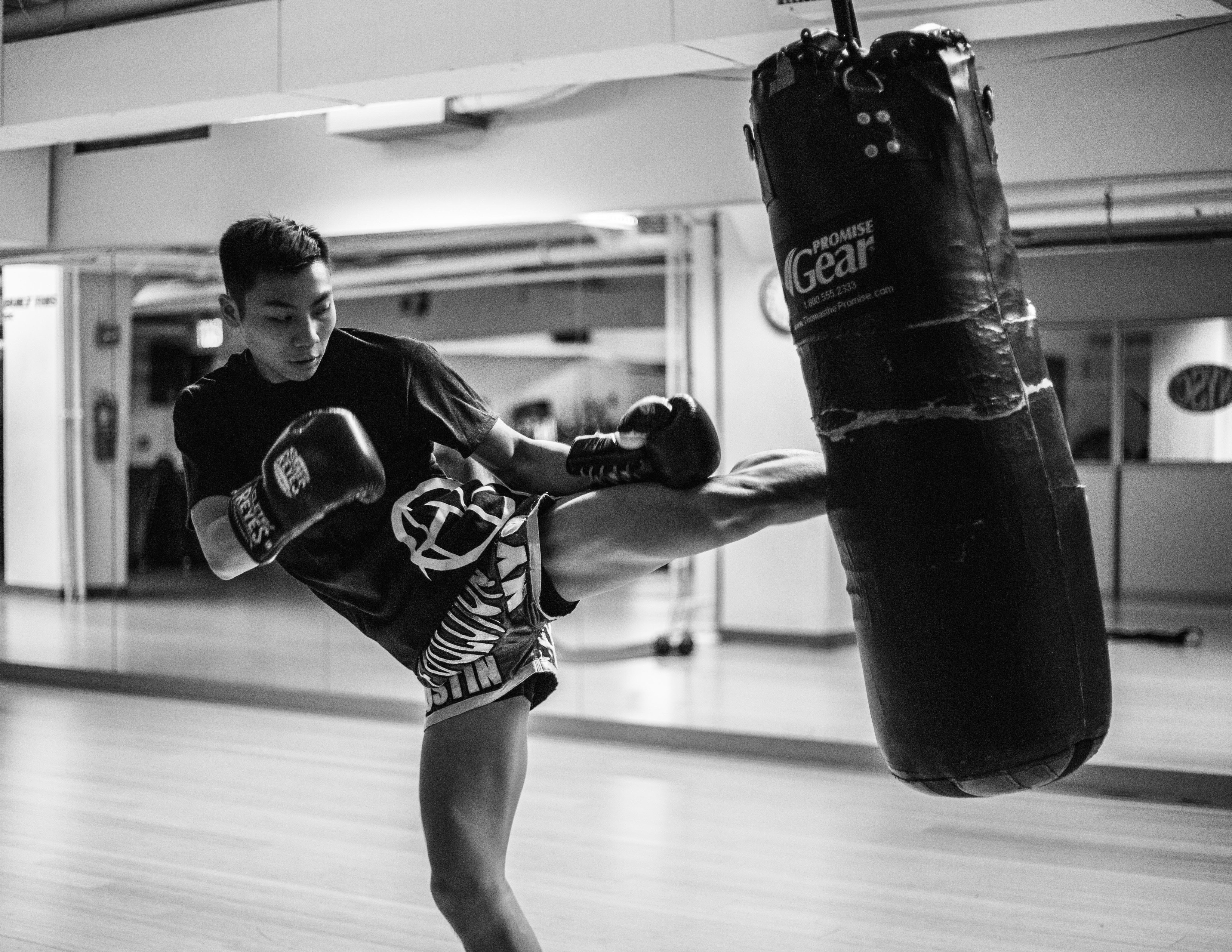 I Tried ILove Kickboxing And The Workout Was Great, The