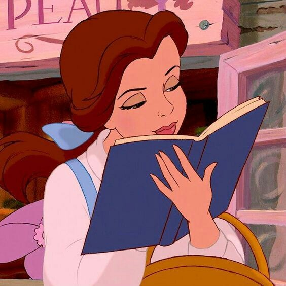 BookTag Princesas da Disney