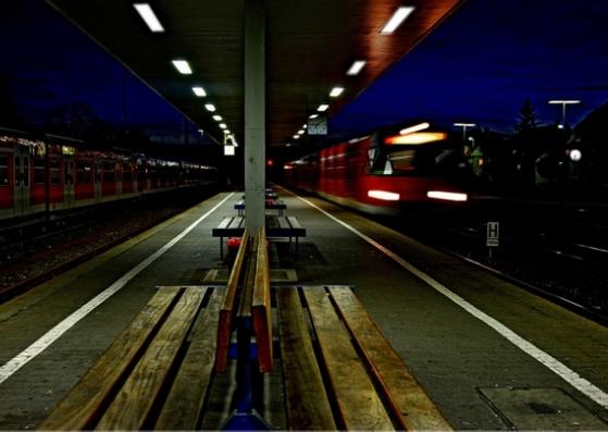 trem da meia noite