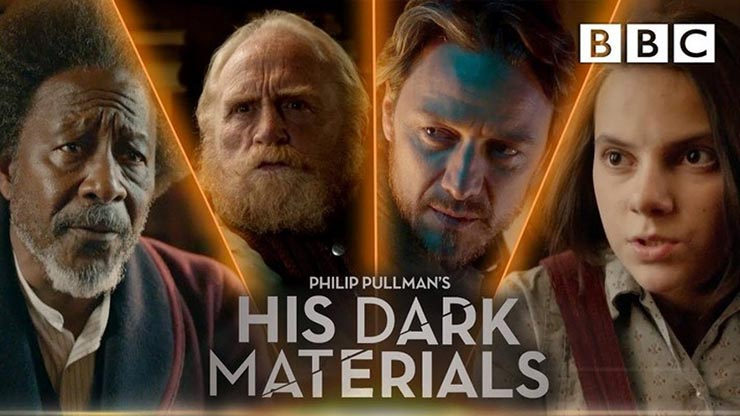 his dark materials hbo fronteiras do universo série literalmente uai