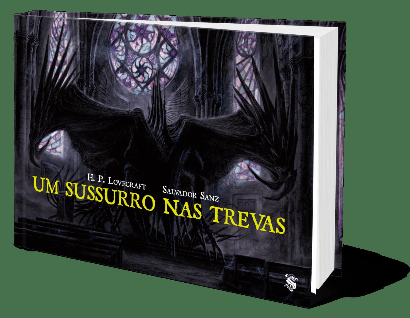 De Lovecraft: Um Sussurro nas Trevas