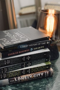 T5W: Books I'm Thankful For