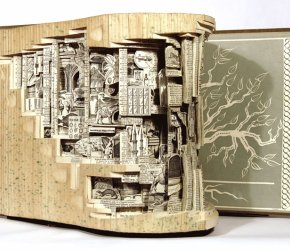BOOKS AS ART: TED Talk Screening & Discussion