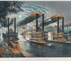 Lasting Impressions: The Artists of Currier & Ives