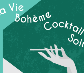 La Vie Bohème Cocktail Soirée