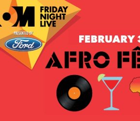 #FNLROM: Afro Fête