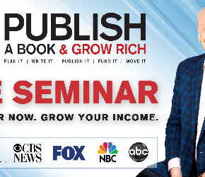 Publish A Book & Grow Rich - San Antonio